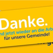 Gemeinderatswahl – Unser Weg für Laxenburg wurde bestätigt