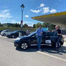 E-Carsharing: Elektromobilität am Puls der Zeit in Laxenburg